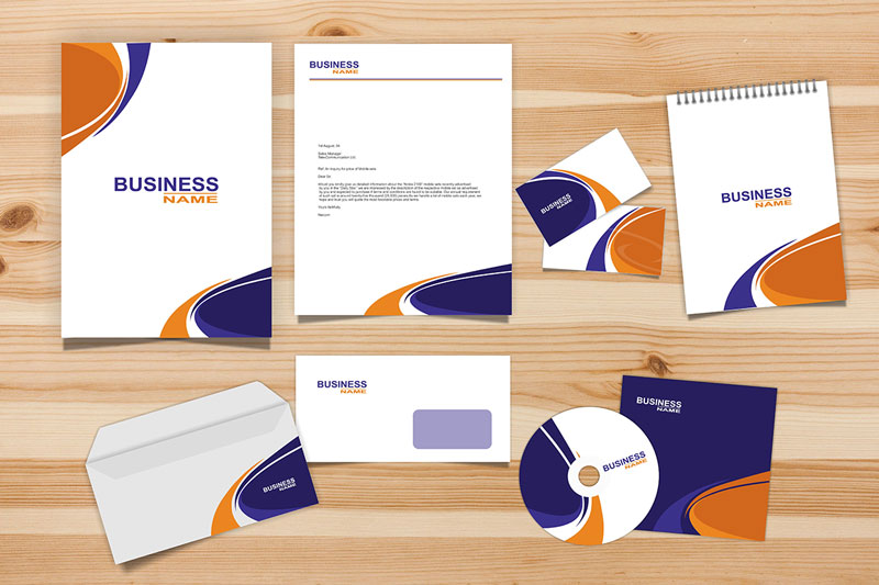 Business Stationery | Galaxy Print & Design | Mornington Peninsula